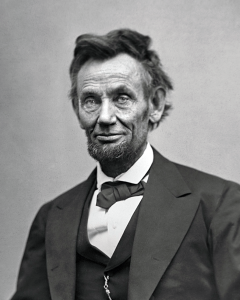 Lincoln sought a legal basis to end slavery in the United States
