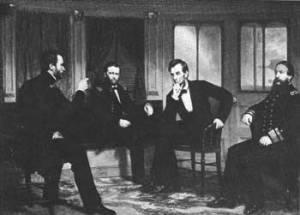 Lincoln and his commanders