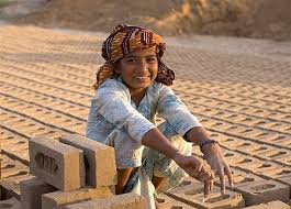 Brick kilns across northern India, Pakistan and Nepal enslave Dalit men, women and children to work in them