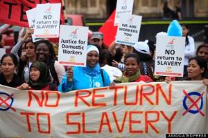 Britain Migrant Workers